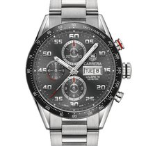 TAG Heuer Carrera Calibre 16 new 2019 Automatic Watch with original box and original papers CV2A1U.BA0738