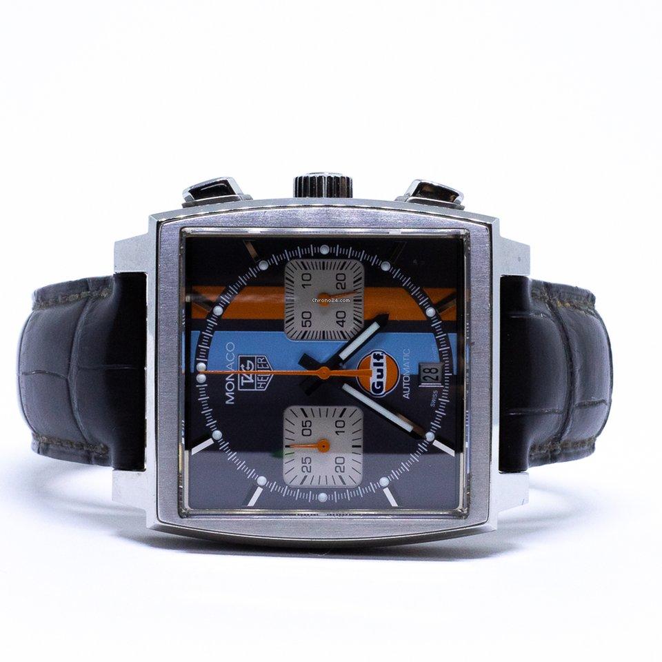 5805600a6e2 TAG Heuer Monaco - Todos os preços de relógios TAG Heuer Monaco na Chrono24