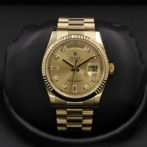 Rolex Day Date 118238 Yellow Gold