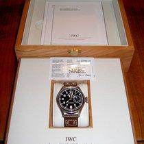 IWC Große Fliegeruhr neu 2006 Automatik Uhr mit Original-Box und Original-Papieren IW500201