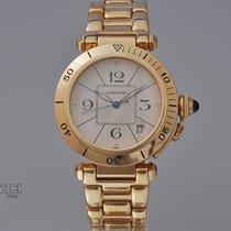 Cartier Pasha Жёлтое золото 38mm Цвета шампань