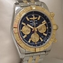 Breitling Chronomat 44 stainless steel and yellow gold