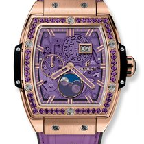 Hublot 42mm Automatic 2017 new Spirit of Big Bang Purple