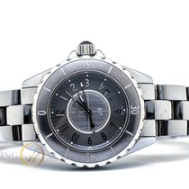 Chanel 38mm Automatic H2979 pre-owned