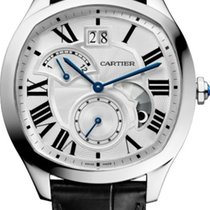 Cartier Drive de Cartier Acier 40mm Argent Romains France, Thonon les bains