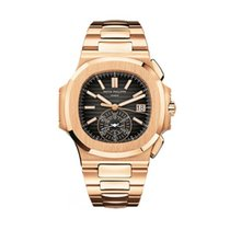 Patek Philippe 5980/1R-001 Rose gold Nautilus 40.5mm new
