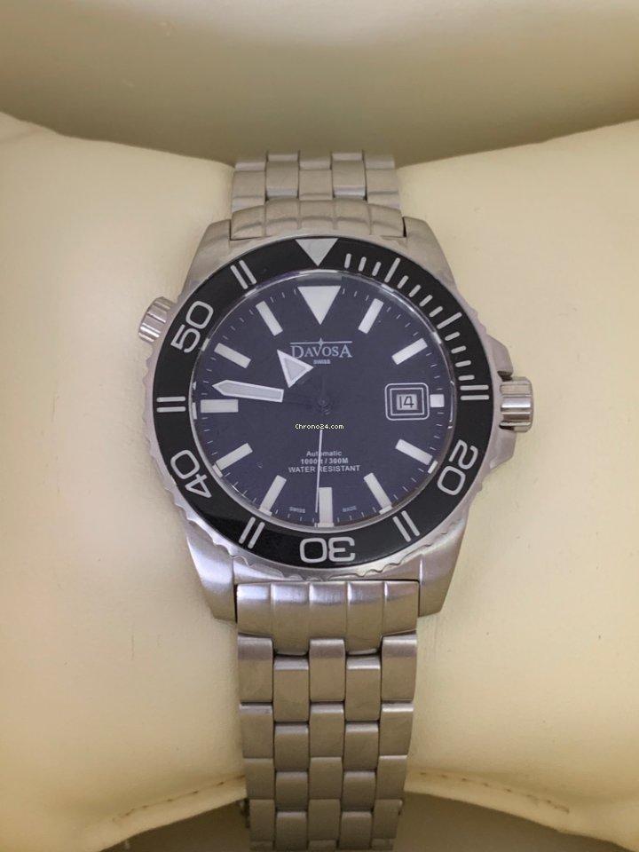 Davosa Argonautic reference no 161.485.20 za Kč 13 989 k prodeji od  Soukromý prodejce na Chrono24 e8283a75686