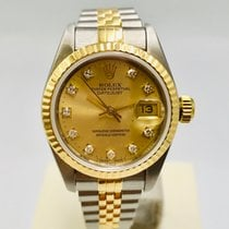 Rolex Lady-Datejust Zlato/Ocel 26mm Bez čísel Česko, Praha