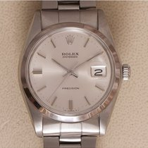 Rolex Oyster Precision tweedehands 35mm Staal
