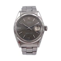 Rolex 1500 Steel 1970 Oyster Perpetual Date 34mm pre-owned