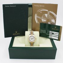 Rolex Lady-Datejust 179313 2012 pre-owned