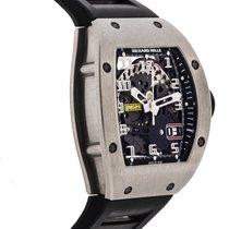 Richard Mille RM 029 Titanio 39,70mm Transparente Árabes