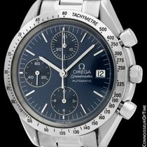 Omega Speedmaster Date Steel 39mm Blue United States of America, Georgia, Suwanee