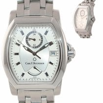 Carl F. Bucherer Steel 36mm Automatic 10612.08 pre-owned United States of America, New York, Huntington