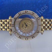 Chopard Happy Diamonds Gelbgold 25mm Deutschland, Banksafe