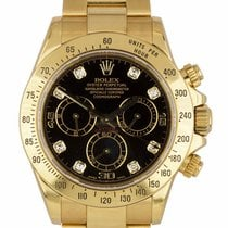 Rolex 116528 Yellow gold Daytona 40mm pre-owned United States of America, New York, Massapequa Park