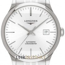Longines Record L2.821.4.72.6 2019 new