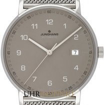 Junghans FORM A Steel 39.3mm