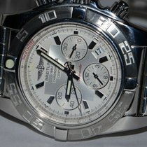 Breitling Chronomat 44 Steel 44mm Silver No numerals United States of America, New York, Greenvale