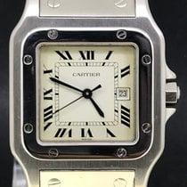 Cartier Santos Galbée 2960 1989 używany