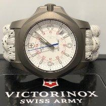 Victorinox Swiss Army I.N.O.X. Tytan 42mm Biały Arabskie