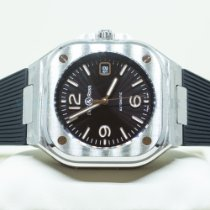 Bell & Ross Steel 40mm Automatic BR05A-BL-ST/SRB new Singapore, Singapore