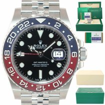Rolex GMT-Master new Automatic Watch with original box 126710BLRO