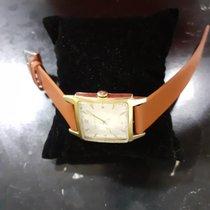 Girard Perregaux usados Cuerda manual No resistente al agua