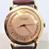 Wittnauer Yellow gold Automatic pre-owned