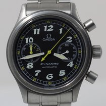Omega Dynamic Chronograph 5240.5000 1990 pre-owned