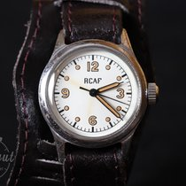 Waltham Steel 31mm Manual winding pre-owned