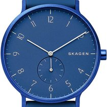 Skagen Steel 41mm Quartz SKW6508 new
