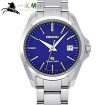 Seiko Grand Seiko Steel 37mm Blue