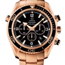 Omega Seamaster Planet Ocean 600 m Co-Axial Chronograph 45.5mm