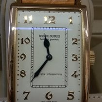 Roger Dubuis Aur galben Atomat Alb Arabic 34mm folosit Much More