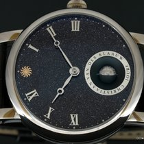 Christiaan v.d. Klaauw White gold Automatic CKRJ7705 new