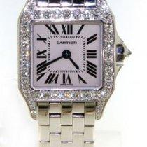 Cartier Santos Demoiselle WF9003Y8 pre-owned