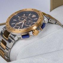 Versace Mistique Sport VFG100014 – Two-tone men's chronogr...