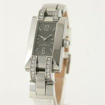 Jaeger-LeCoultre Ideale Steel 18mm Grey