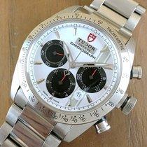 "Tudor Fastrider Chronograph Ref. 42000 Panda dial"" –..."