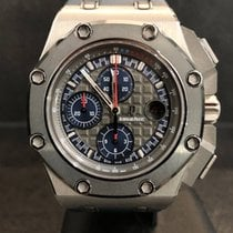 Audemars Piguet Offshore Platinum Schumacher - NEW - Limited...