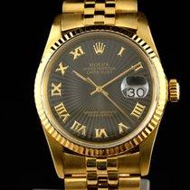 ロレックス (Rolex) Day-Just 18K gold ref 16018 from 1985