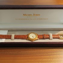 Michel Jordi Yellow gold 37mm Automatic new