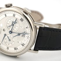 Breguet White gold 39mm Automatic 5707BB/12/9V6 pre-owned