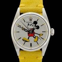 """Rolex Oyster Vintage - """"Big Mickey"""" - Ref. 6426 - Jahr..."""