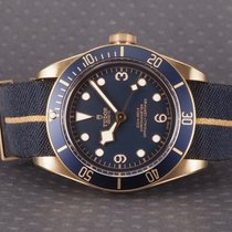 Tudor Black Bay Bronze Blue Bucherer edt. - Unused from July 2018