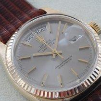 Rolex 18 Karat Gelbgold DayDate 36 mm Herrenuhr wie Neu TOP