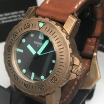 Kobold Bronze Seal Soarway Diver 44mm Automatic 1000m Bronzo...