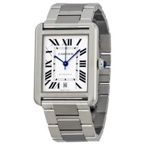 Cartier W5200028 Steel Tank Solo 31mm new United States of America, New York, New York