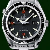 Omega 2200.51.00 Acero Seamaster Planet Ocean 45.5mm